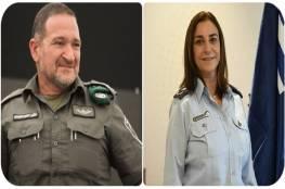 ترشيح مسؤولين لمنصبي قائد الشرطة الاسرائيلية ومصلحة السجون