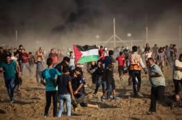 """غزة : استعدادات للمشاركة في جمعة """"معا غزة تنتفض والضفة تلتحم"""""""