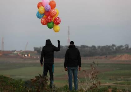 كاتب إسرائيلي : بالون حارق من غزة يمكن أن يحدد مصير نتنياهو