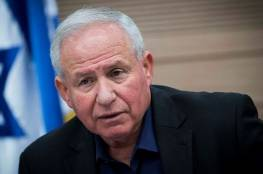 """آفي ديختر: فرصة الحل السياسي مع غزة تشبه فوز """"إسرائيل"""" بكأس العالم"""