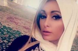 دبي : صور باريس هيلتون بالحجاب تغزو مواقع السوشيال ميديا