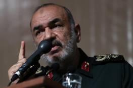 قائد الحرس الثوري الايراني: كل الظروف باتت مهيأة لانهيار الكيان الصهيوني