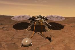 """مركبة الفضاء """"إنسايت"""" تسجل صوتا محتملا لزلزال على المريخ"""