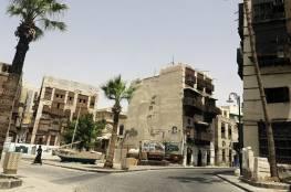 جرحى إثر اعتداء بالمتفجرات داخل مقبرة لغير المسلمين في السعودية... صور