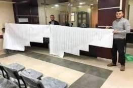 إغلاق مقر محكمة طولكرم الشرعية بسبب فيروس كورونا