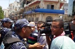 دعم الصحفيين تندد باستمرار اعتقال واستدعاء الصحفيين على خلفية سياسية