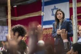 """سبق أن حرضت على قتل أمهات """"الإرهابيين الفلسطينيين"""".. وزيرة داخلية إسرائيل المتشددة تزور الإمارات"""
