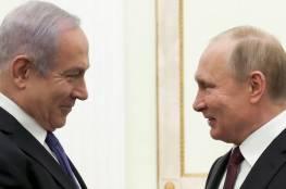 نتنياهو يكشف : بوتين أحبط مشروع قرار بمجلس الأمن لإقامة دولة فلسطينية
