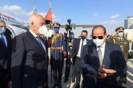 مصر تعلن دعمها للرئيس التونسي