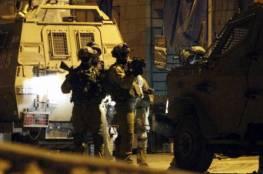 اصابة.. الاحتلال يطلق النار على سائق مركبة قرب رام الله