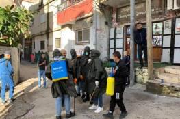 لجنة طوارئ الدهيشة تنفذ سلسلة فعاليات وتنتقد أداء الوكالة في ظل كورونا