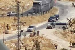 إجراءات إسرائيلية مشددة على مدخل تقوع الرئيس