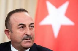 وزير الخارجية التركي يبدأ جولة خليجية تضم ثلاثة دول غدا الثلاثاء