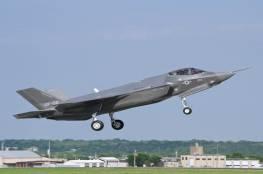 6 طائرات إسرائيلية من طراز F35 تشارك بمناورات جوية دولية