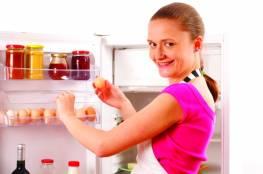 باب الثلاجة المكان الأسوأ لوضع البيض