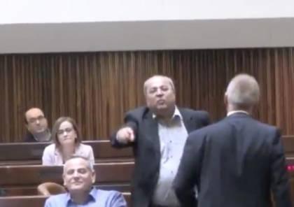 فيديو: مشادة كلامية بين الطيبي ونتنياهو في الكنيست بسبب أحداث غزة