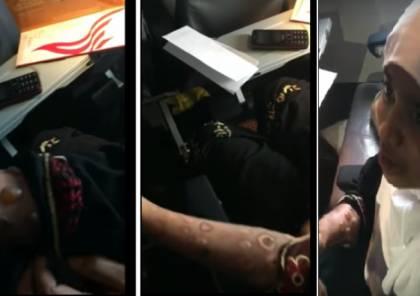 بالفيديو..سعودية تعتدي على خادمتها بطريقة وحشية!