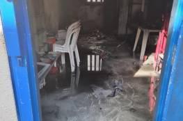 استعدادات لإضراب مفتوح عن الطعام: شاهد..جرائم نازية في سجن النقب والأسرى يحرقون الغرف