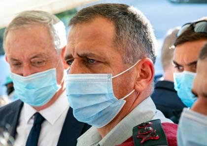 كوخافي يهدد غزة: لن نتردد بشن عملية عسكرية