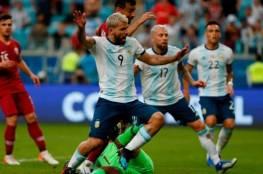 سكالوني : منتخب الأرجنتين يلعب وكأنه في حرب
