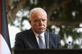"""المالكي يطلع غوتيريش على الأوضاع الفلسطينية في ظل """"كورونا"""" وإجراءات الاحتلال"""