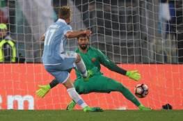 لاتسيو يتأهل لكأس ايطاليا رغم هزيمته