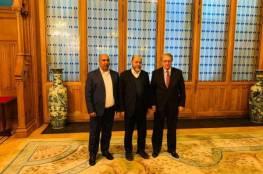 حماس تكشف تفاصيل اجتماعها مع نائب وزير الخارجية الروسية بوغدانوف بشأن الانتخابات