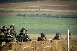 قوات الاحتلال تطلق النار تجاه خيم العودة شرق غزة
