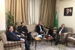 أبو هولي يبحث مع الأمين العام المساعد للجامعة العربية مستجدات الأزمة المالية للأونروا
