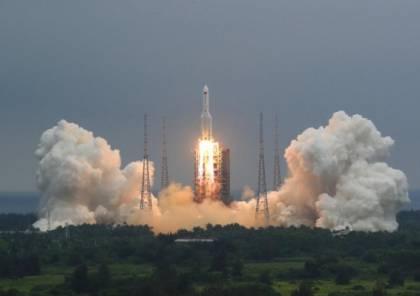 """صاروخ الصين """"خارج السيطرة"""": بكين تعلق حول أضراره المتوقعة"""