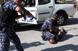 الشرطة تقبض على آخر الفارين من نظارة مديرية نابلس