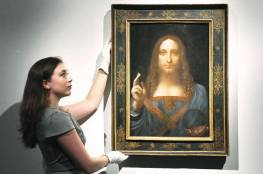 """""""أغلى لوحة في العالم"""" لم يرسمها دافنشي بل مساعدوه حسب فيلم وثائقي"""