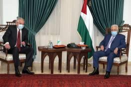 تفاصيل لقاء الرئيس عباس والمبعوث الأممي لعملية السلام في الشرق الأوسط..