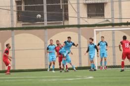 3 مباريات في دوري غزة الثلاثاء