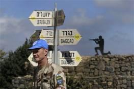 الاثنين سيفتح معبر القنيطرة في الجولان بين اسرائيل وسوريا