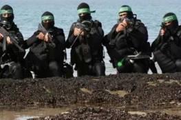 """الجيش الإسرائيلي: حماس تمتلك """"غواصات مستقلة"""" وحاولت استهداف منصة الغاز """"تمار"""""""