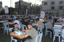نادي الجزيرة الفلسطيني  ينظم أمسية رمضانية
