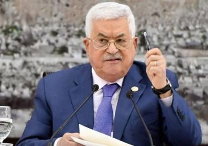 الرئيس عباس لوالد الفتى زكانة: سيتم تقديم الجاني للعدالة