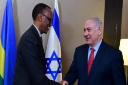 """""""إسرائيل"""" ستفتتح سفارتها في رواندا الشهر المقبل"""