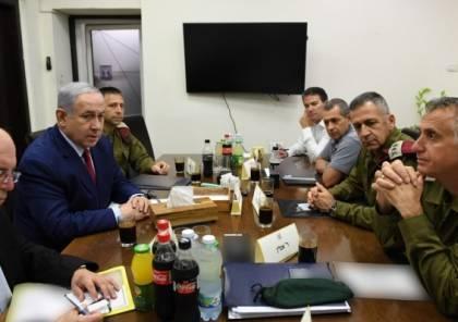 الحكومة الإسرائيلية للجيش: استعدوا لاحتمال هجوم أميركي قريب في إيران