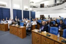 التشريعي يصادق على أعضاء لجنة متابعة العمل الحكومي وبرنامجها