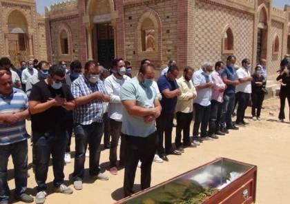 غياب لافت للفنانين خلال جنازة حسن حسني (فيديو)