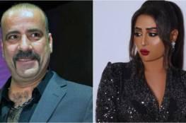 فنانة خليجية تحسم جدل زواجها من محمد سعد