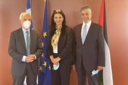 أثينا: عقد الجلسة الثانية من المشاورات السياسية بين فلسطين واليونان