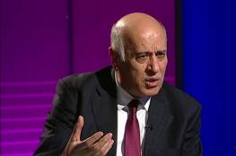 الرجوب يتحدث عن القائمة المشتركة: لن تنجح الانتخابات دون اتفاق فتحاوي حمساوي!