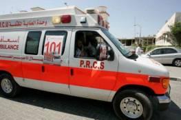 وفاة مواطنة وإصابة 6 آخرين إثر حادث سير في جنين