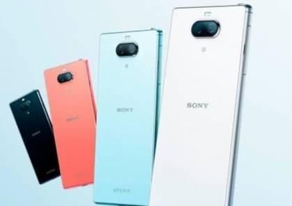 سوني تعلن عن هاتفها الجديد Xperia 8.. تعرف عليه