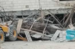 """اصابة 5 عمال إثر انهيار سقالة بموقع بناء في """"بيت شيمش"""""""