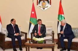 تضم فقرات صارمة وقابلة للتنفيذ.. مبادرة مصرية جديدة لاستئناف المفاوضات بين إسرائيل والسلطة