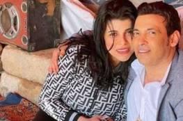 زواج سعد الصغير يثير ضجة.. وزوجته الأولى: أشوف فيكم يوم